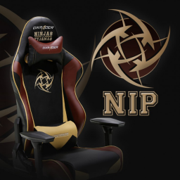DXRacer NiP/RE126 Gaming Chair