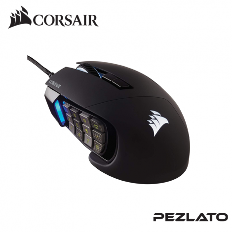 Corsair Scimitar Pro RGB Black