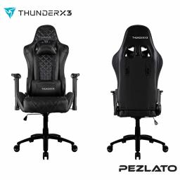 ThunderX3 TGC12 Black Gaming Chair