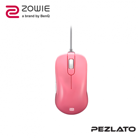 Zowie S1 DIVINA Gaming Mouse (Pink)