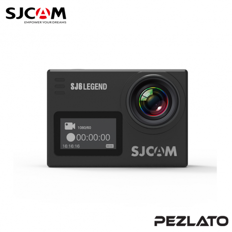 SJCAM SJ 6 Legend Black