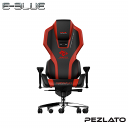 E-Blue Auroza Gaming Chair (Red)
