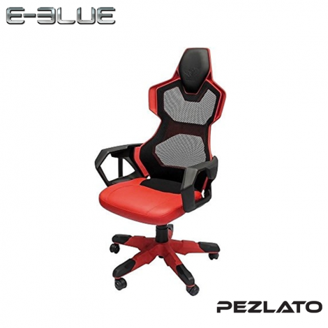 E-Blue Cobra - ERGO Gaming Chair (Red)