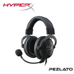 HyperX Cloud II Gaming Headset (Gunmetal)