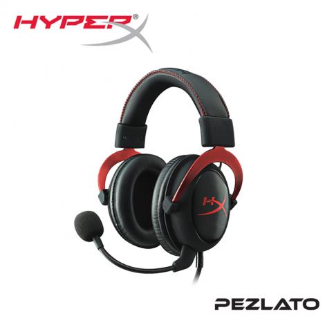 HyperX Cloud II Gaming Headset (Red)