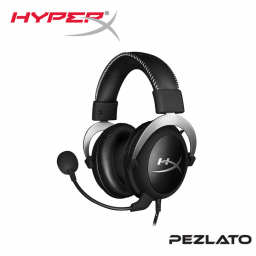 HyperX Cloud Silver Headset