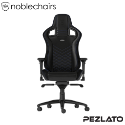 Noblechairs EPIC PU Gaming Chair Black/Blue
