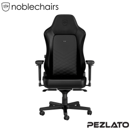 Noblechairs HERO PU BLACK...