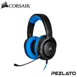 Corsair HS35 Stereo Gaming Headset (Blue)