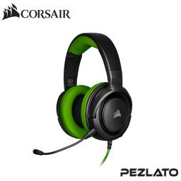 Corsair HS35 Stereo Gaming Headset (Green)