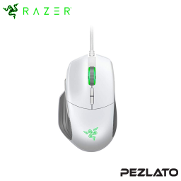 Razer Basilisk Gaming Mouse Mercury