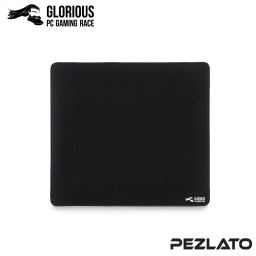 "Glorious Mouse Pad XL 16""x18"" (Black)"