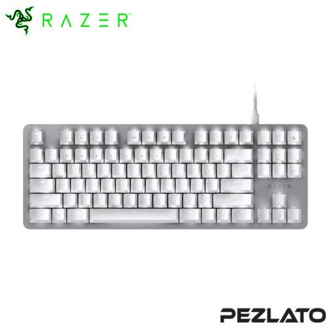 Razer BlackWidow Lite Gaming Keyboard Mercury (Key US)(Orange Switch)