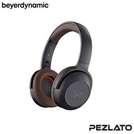 beyerdynamic Lagoon ANC Bluetooth Headphones (Grey/Brown)