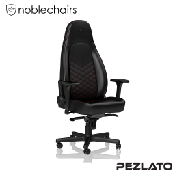 noblechairs ICON PU Gaming Chair Black/Red