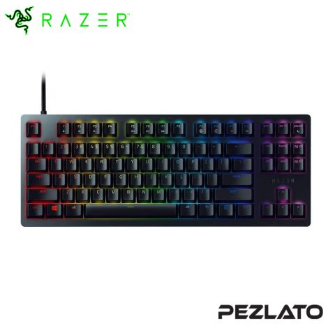 Razer Huntsman Tournament  Edition - Linear Optical switch (คีย์ US)