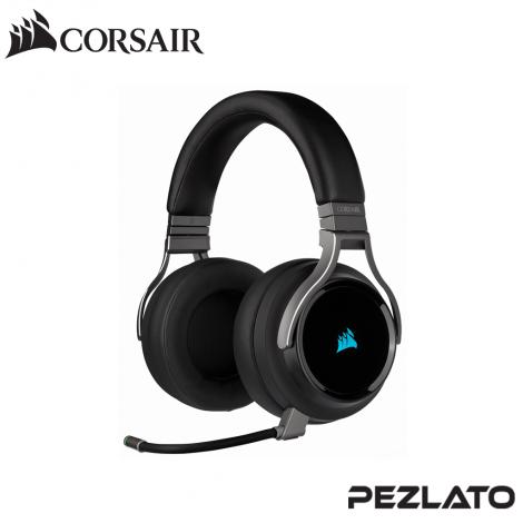 Corsair Virtuoso RGB Wireless Gaming Headset (Black)