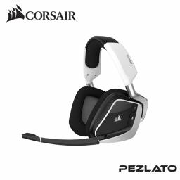 Corsair VOID PRO RGB Wireless 7.1 Gaming Headset (White)