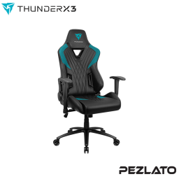 ThunderX3 DC3 Gaming Chairs Black/Cyan
