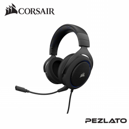 Corsair HS50 Stereo Gaming Headset (Blue)