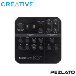 Creative External Sound Blaster K3+