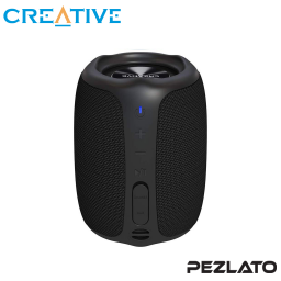 Creative MUVO Play Bluetooth Wireless Speaker (Black)