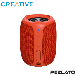 Creative MUVO Play Bluetooth Wireless Speaker (Orange)