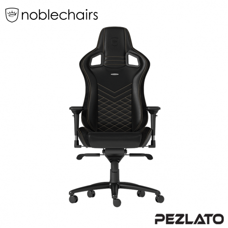 noblechairs EPIC PU Gaming Chair Black/Gold