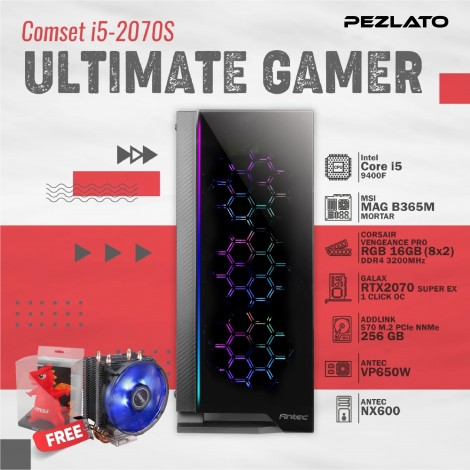 COMSET i5-2070S Ultimate Gamer