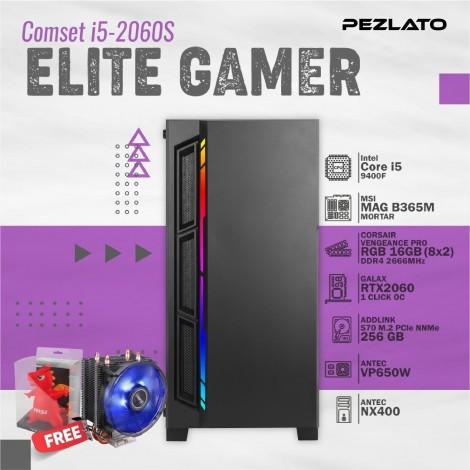 COMSET i5-2060S Elite Gamer