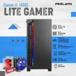 COMSET i5-1660S Lite Gamer