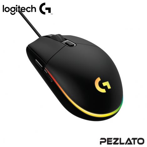 Logitech G102 LIGHTSYNC Gaming Mouse (Black)