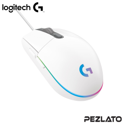 Logitech G102 LIGHTSYNC Gaming Mouse (White)