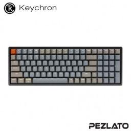 Keychron K4 Wireless Mechanical Keyboard (Red) [US]