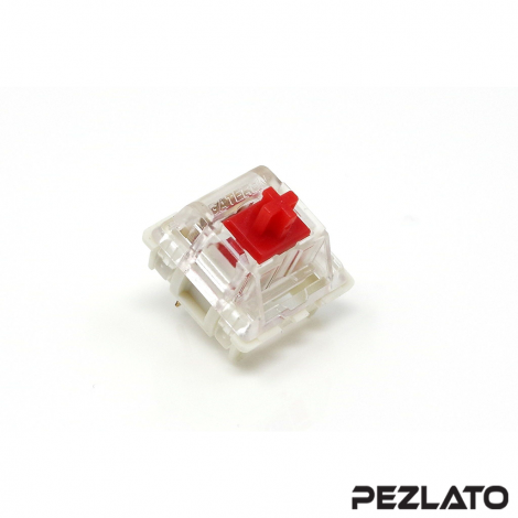 Gateron Mechanical Switches 3Pin SMD LED (Red) (1 Set มี 10 คีย์)
