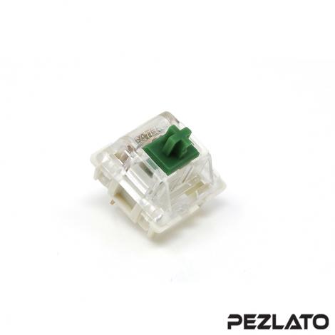 Gateron Mechanical Switches 3Pin SMD LED (Green) (1 Set มี 10 คีย์)