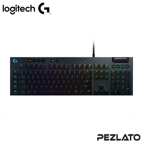 Logitech G813 Lightsync RGB Mechanical Gaming Keyboard