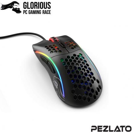 Glorious Model D- Minus Gaming Mouse (Matte Black)(ดำด้าน)