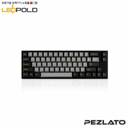 Leopold FC660M/EGDPD(YE) (YellowFont) (Red Switch)