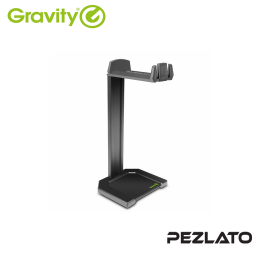 Gravity Table-Top Headphones Stand HP HTT 01 B
