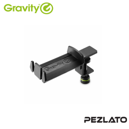 Gravity Desk-Mount Headphones Hanger HP HTC 01 B