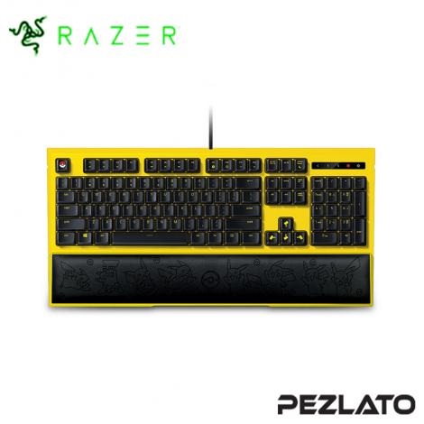 Razer Pokemon Pikachu Ornata Edition Backlit Gaming Keyboard