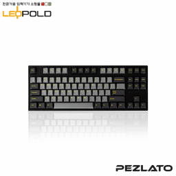 Leopold FC750R Ash/Yellow Font PD/ Brown SW