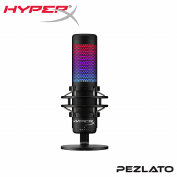 Hyperx QuadCast S USB Condenser Gaming Microphone