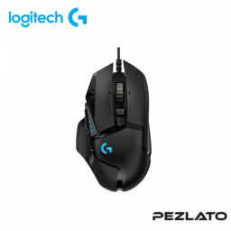 Logitech G502 Hero Gaming Mouse จับคู่ Logitech G640