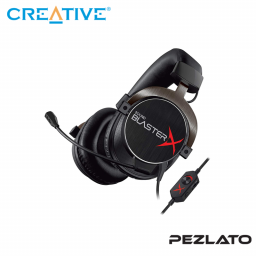 Creative Sound BlasterX H5 Tournament Edition Gaming Headset