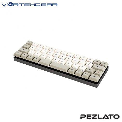 Vortexgear CORE RGB Keyboard Silent Red MX SW