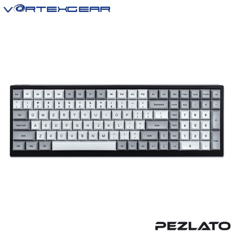Vortexgear TAB 90 Keyboard Silent Red MX SW (TH)