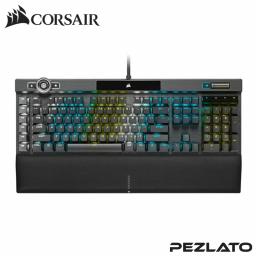 Corsair K100 RGB OPX RAPIDFIRE Gaming Keyboard