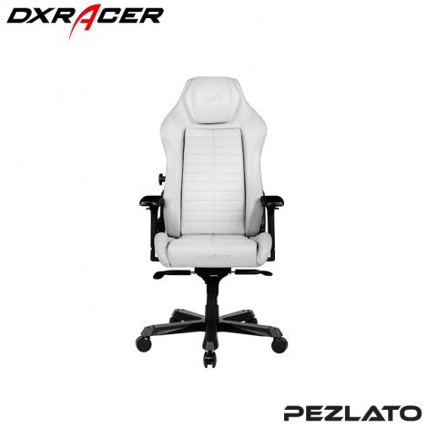 DXracer Master Series I233S/R Gaming Chair (White)
